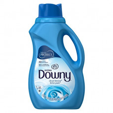 Downy Ultra 1 Pack 34Oz Fabric Softener Clean Breeze