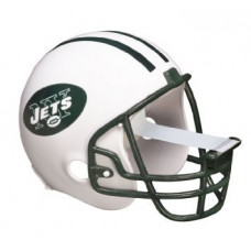 3M Scotch Magic Tape Dispenser with 1 Roll of 3/4 x 350 Inches Tape 1 pack 1Ct New York Jets Football Helmet