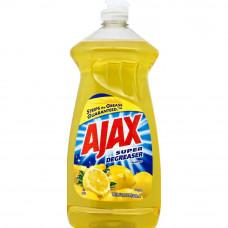 Ajax Dish Liquid 1 Pack 28Oz  Lemon