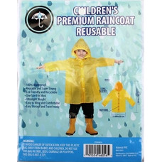 Drops Premium Rancoat 1 pack 1Ct Kids