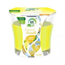 Air Fusion Candles 1 Pack 3Oz Fresh Lemon
