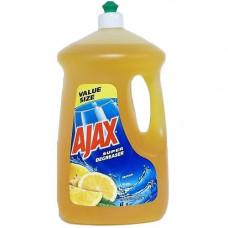 Ajax Dish Liquid 1 Pack 90Oz Lemon
