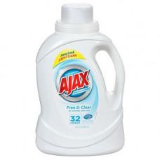 Ajax Liq. 2X 1 pack 50Oz Free & Clear