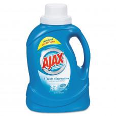 Ajax Liq. 2X 1 pack 50Oz With Bleach Alternative (Blue)