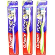 Colgate Toothbrush 1 pack 1Ct Zig Zag Plus Medium