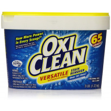 Oxi Clean Powder Versatile Stain Remover 1 Pack 48Oz