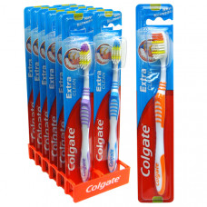 Colgate Toothbrush 1 Pack 1Ct Extra Clean Medium