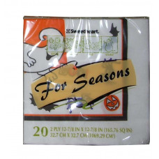 Halloween 2 Ply Lunch Napkins 1 Pack 20Ct
