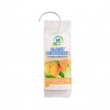 Air Fusion Closet Block A/F 1 Pack 1Ct Lemon