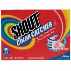 Shout 12 pack 1Ct Color Catcher