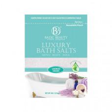 Bazic Beauty Luxury Bath Salt Bag 1 Pack 4Lb Lavender Dreams
