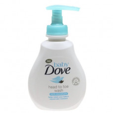 Dove Baby Head To Toe Wash 1 Pack 200Ml Rich Moisture
