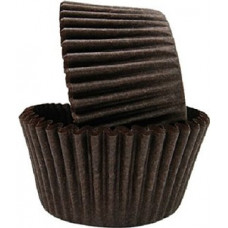 Fantastic Baking Cups Standart Size 1 Pack 72Ct Brown