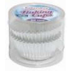 Fantastic Baking Cups Mini  1 Pack 72Ct Silver