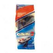 Gillette 2 1 pack 5Pk
