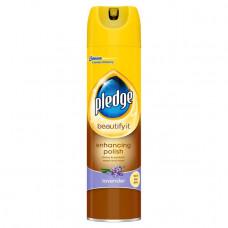 Pledge Spray 1 Pack 8.4Oz (250) Furniture Cleaner Lavender