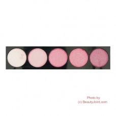 L.A. Colors 5 Colors Metallic Eyeshadow 1 pack 1Ct Serenade