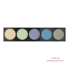 L.A. Colors 5 Colors Metallic Eyeshadow 1 pack 1Ct Mesmerize