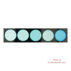 L.A. Colors 5 Colors Metallic Eyeshadow 1 pack 1Ct Tranquil