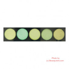 L.A. Colors 5 Colors Metallic Eyeshadow 1 pack 1Ct Enchanted