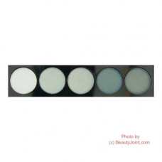 L.A. Colors 5 Colors Metallic Eyeshadow 1 pack 1Ct Stormy