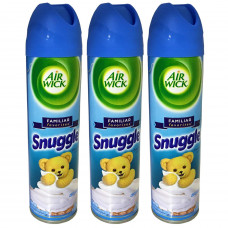 Air Wick Air Freshener 1 Pack 8Oz Snuggle Cool Linen/White Lilac