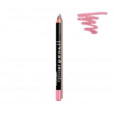 L.A. Color Lipliner 1 pack 1Ct Pink Fleur