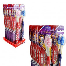 Close Up Toothbrush 1 Pack 1Ct Soft