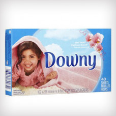 Downy Sheets 1 Pack 34Ct April Fresh