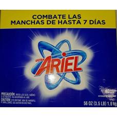 Ariel Ultra Powder 1 Pack 56Oz 40Ld
