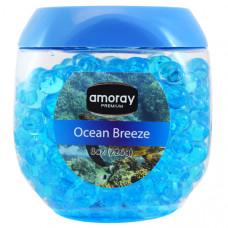 Amoray Premium Crystal Beads 1 Pack 8Oz Ocean Breeze