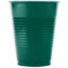 7Oz Cups 1 pack 50Ct Green
