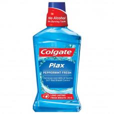 Colgate Plax Mouthwash 1 Pack 250Ml Peppermint (Blue)