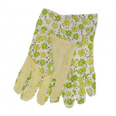 Garden Gloves 1 pack 1ct Assorted Floral Pattern M/L