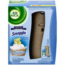 Air Wick Freshmatic Ultra 1 Pack 6.17Oz Kit Snuggle Fresh Linen