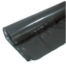 Contractor Roll 18X16X45 2.8Ml Black Roll 1 pack 100Ct 45 Gallon Roll