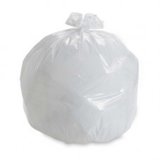 Trash Bags 22X14X58 3Ml Clear 1 pack 100Ct 55 Gallon